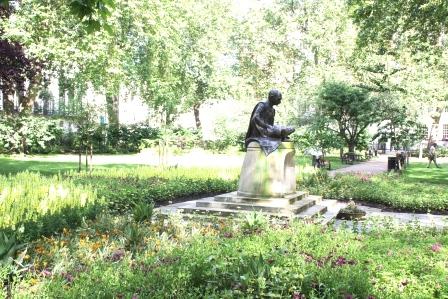 ロンドンの公園