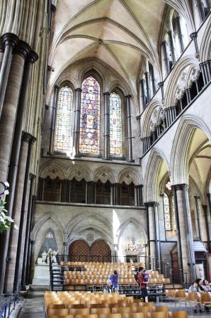 ソールズベリー大聖堂5