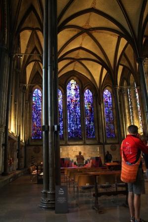ソールズベリー大聖堂9