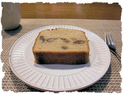 しっとり高カロリーケーキ