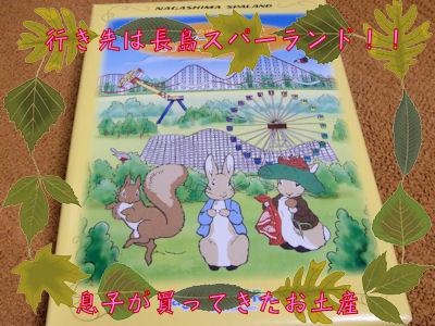 長島の遊園地に行ったのさ~