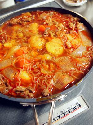 韓国風肉じゃが