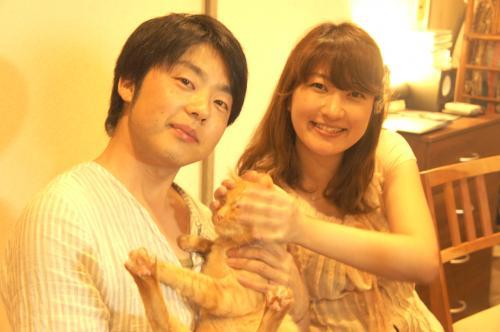 内村さん夫妻