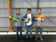 F103表彰台