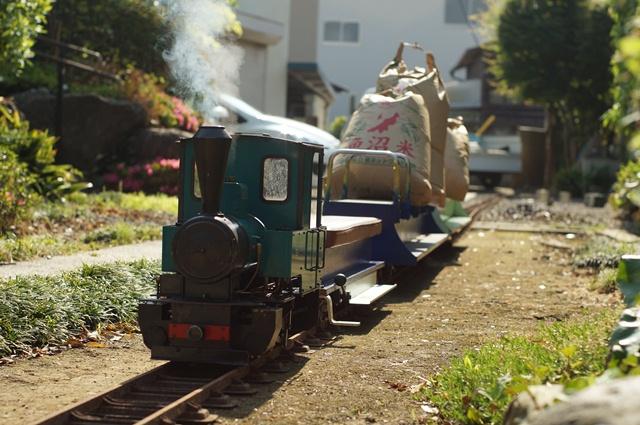 魚沼産コシヒカリ列車