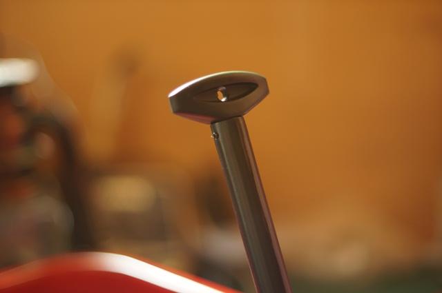 ラジオフライヤー リトルレッドワゴン モデル #5 ハンドルを改造