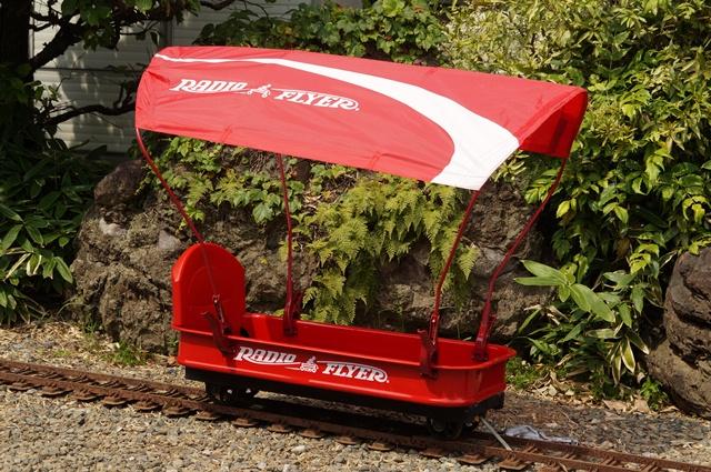 RADIO FLYER LIVESTEAM WAGON ラジオフライヤーライブスチーム用ワゴン