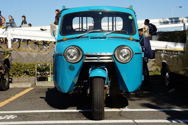 マツダTシリーズ3輪トラック
