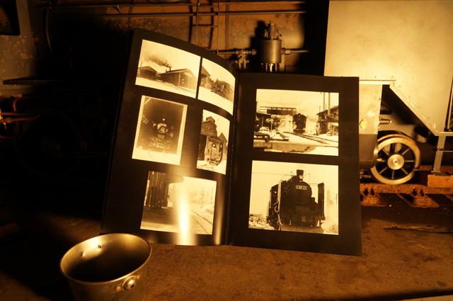 会長の写真集 SL飯山線の記憶とミニSLのC56