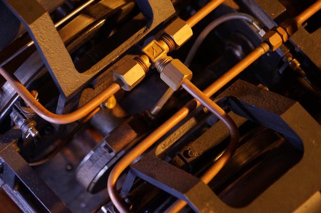 C56の軸動ポンプ