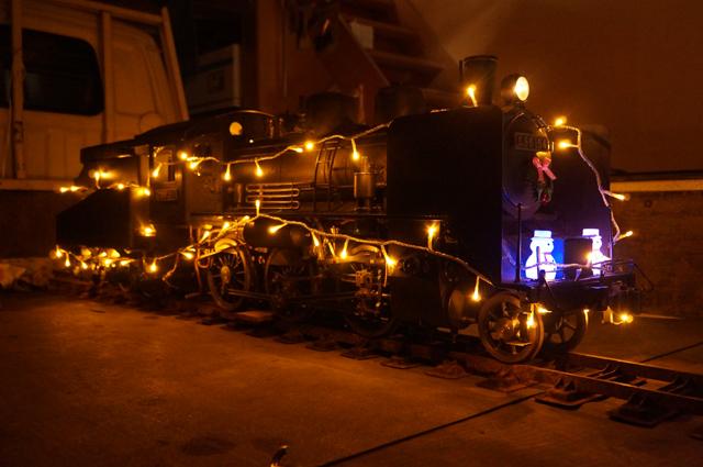 C56 ライブスチーム LEDイルミトレイン仕様