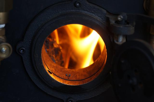 燃えるシゴロの罐