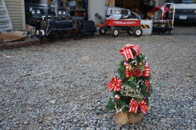 マツダのFACEBOOKのアテンザのクリスマスイメージをまねて