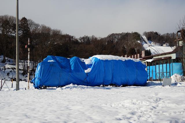 飯山のC56 129 1月1日
