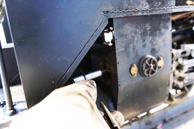 C56ピストンバルブの位置調整
