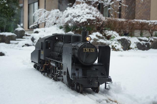 雪景色 SL