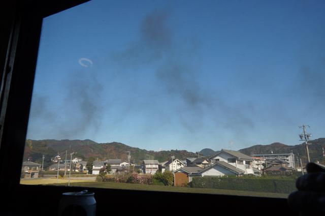 うへへ、楽しいぞ、大井川鉄道