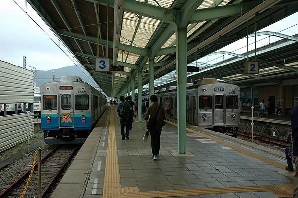 @伊豆急下田駅