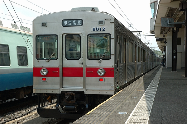 @伊豆高原駅