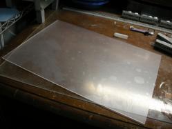 1.7mm厚透明プラ板