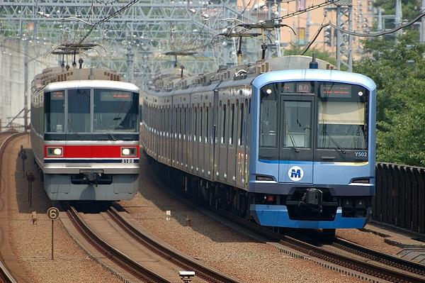@多摩川駅