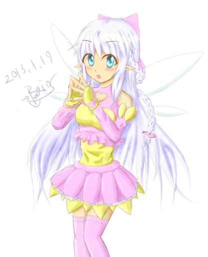 妖精(桃)2
