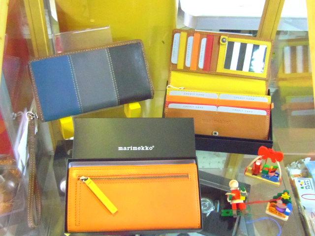 マリメッコの財布