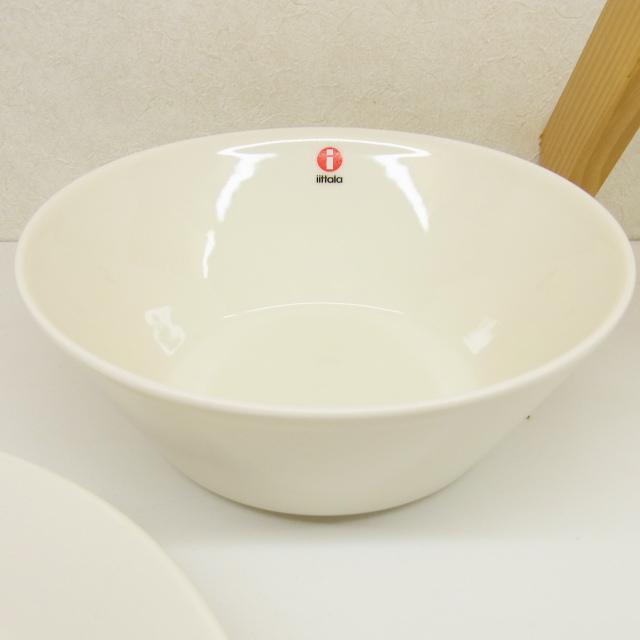 ティーマ 15cmボウル・ホワイト