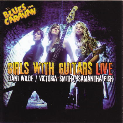 GIRLS WITH GUITARS 2012