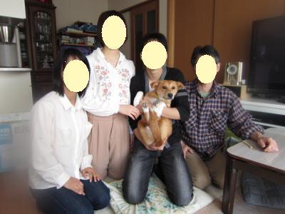 プリンの家族