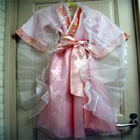 七夕 織姫 衣装レンタル