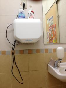 つるかめランドのトイレ