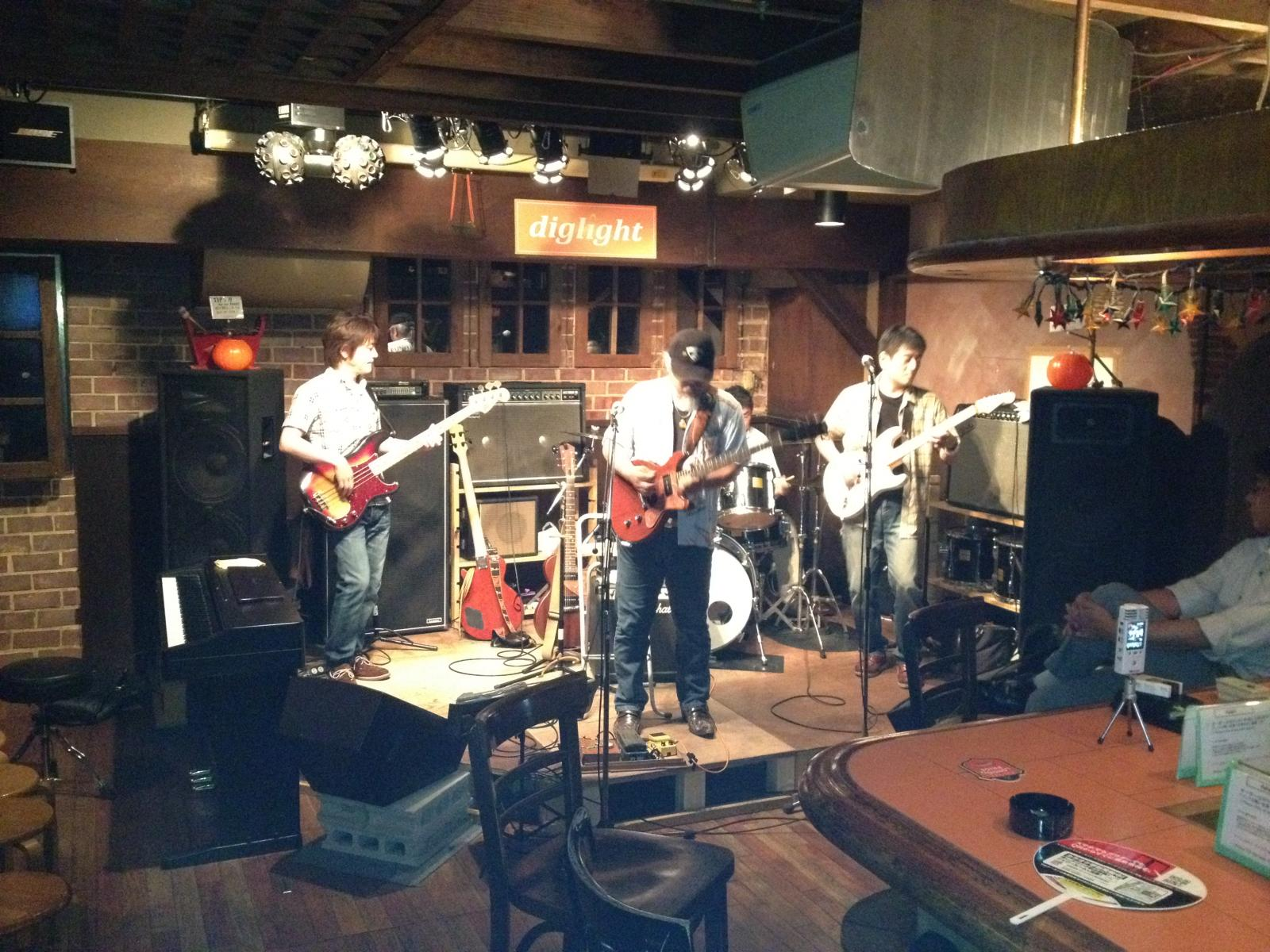 モリシンジロウBlues Band