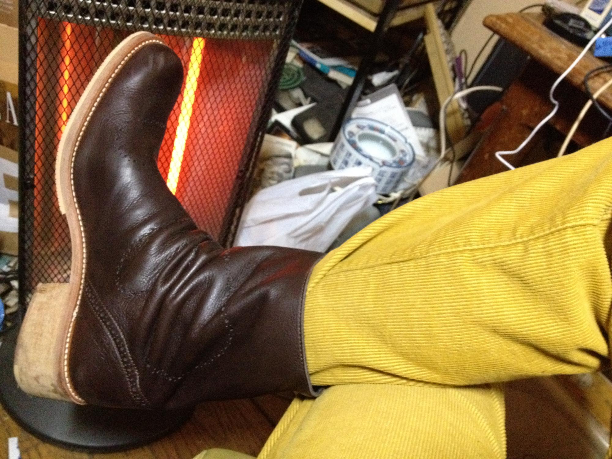 Giftur Crump ブーツ