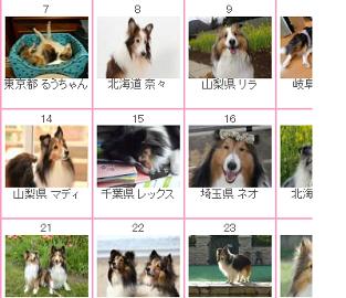 2012 365カレンダー レクs