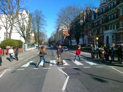 03 2013 ロンドン アビ-・ロード