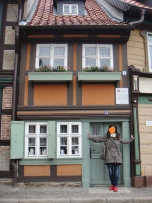 05 2013 (ドイツ) ヴェルニゲローデ(Wernigerode)