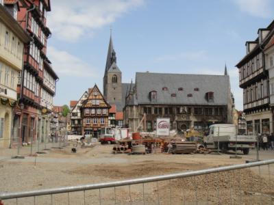 05 2013 (ドイツ) クヴェトリンブルク (Quedlinburg)