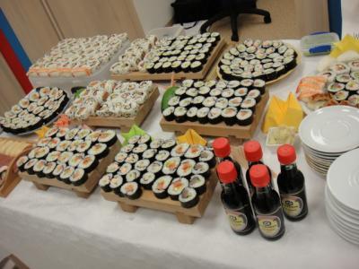 06 2013 寿司バーのイベント