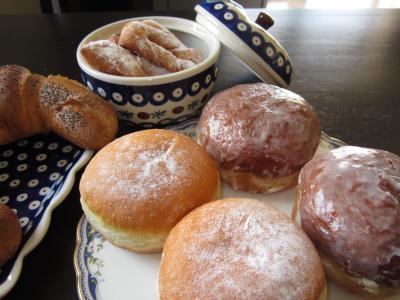 ポーランドの甘いモノ