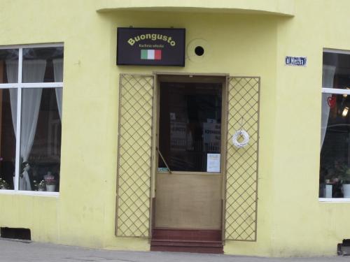 ( ポ) 街のレストラン
