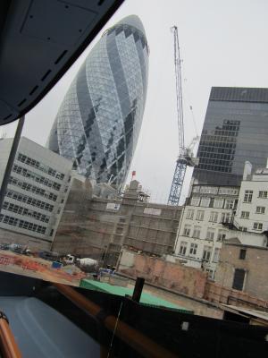 03 2013 ロンドン 30 st. Mary Axe