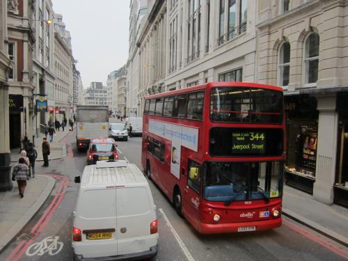 03 2013 ロンドンの街並み