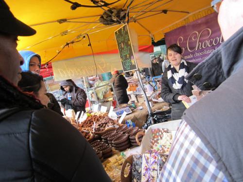 03 2013 ロンドンBorough Market