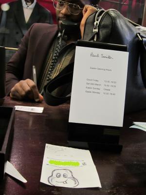 03 2013 ロンドン Paul Smith