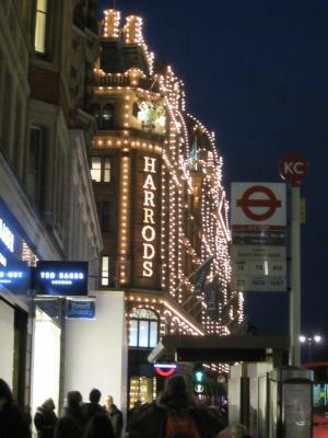 03 2013 ロンドンHarrods