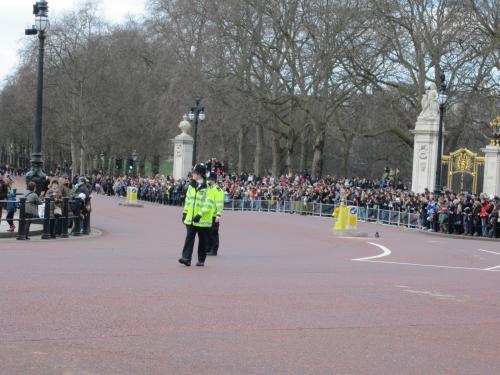 2013 ロンドン バッキンガム宮殿