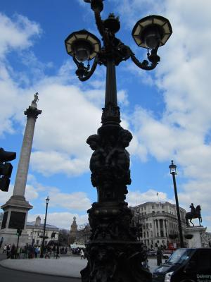 03 2012 ロンドン ネルソン記念柱
