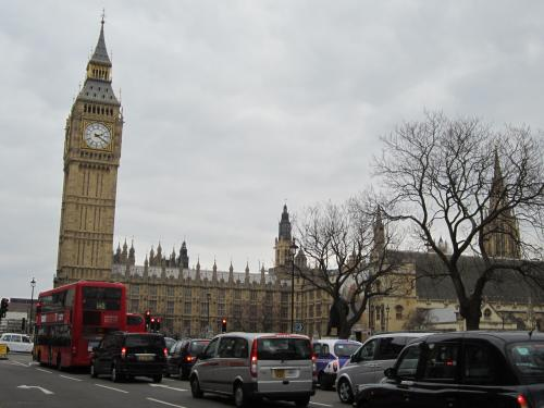 03 2012 ロンドン 国会議事堂
