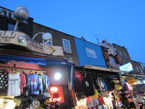 03 2013 ロンドン Camden Lock